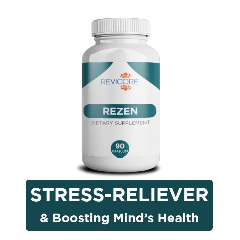 Relieve Stress with Rezen